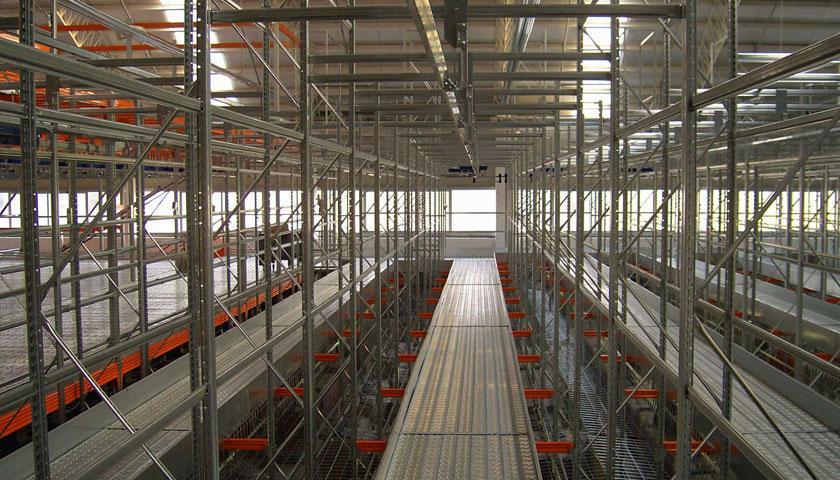 magazzini dinamici e automatizzati a pescara