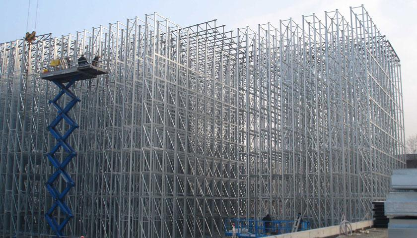 scaffalature autoportanti