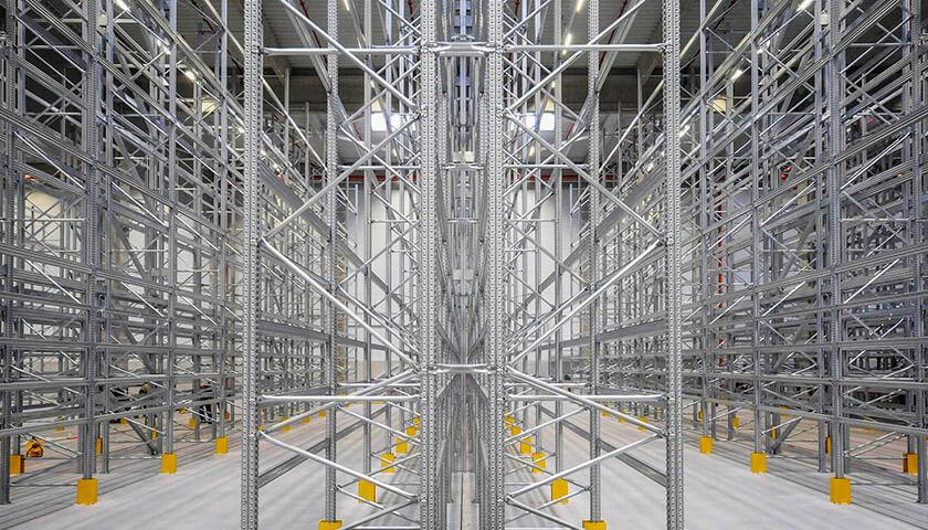 controllo scaffalature industriali umbria