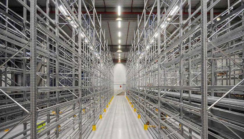 controllo scaffalature industriali veneto