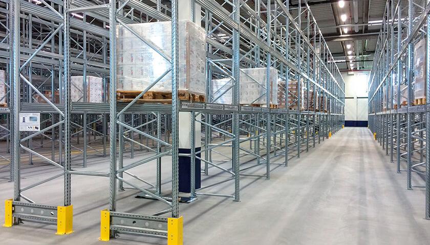 Scaffali Industriali Portapallet.Portapallet Superbuild Scaffalature Industriali Stoccaggio